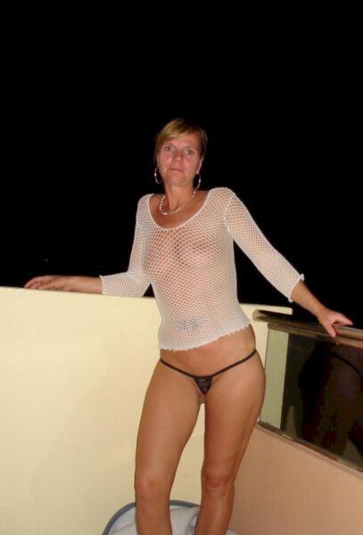 Cougar coquine vraiment très chaude cherche un gars séduisant